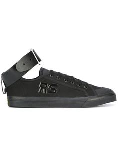 Shop Adidas By Raf Simons Spirit Buckle sneakers .