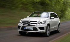 We spy and render Mercedes' new GLK-class crossover for 2016, which will receive the brand's familial face and new bones. See the photos and read more at Car and Driver.