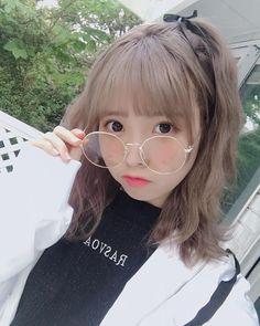 Kawaii Bobo Short Hair Wig With Bangs Korean Girl Photo, Cute Korean Girl, Uzzlang Girl, Girl Pictures, Girl Photos, Kawaii Wigs, Girl Korea, Cute Japanese Girl, Ulzzang Korean Girl