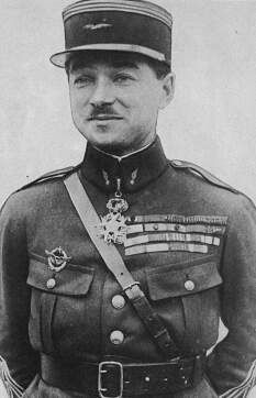 """René Paul Fonck (27 March 1894 – 18 June 1953) was a French aviator who ended WWI as the top Allied fighter ace, and when all succeeding aerial conflicts of the 20th and 21st centuries are also considered, Fonck still holds the title of """"all-time Allied Ace of Aces"""". He received confirmation for 75 victories (72 solo and three shared) out of 142 claims.  Taking into account his probable claims, Fonck's final tally could conceivably be nearer 100 or above."""