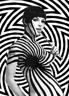 :::: ♡ ♤ ✿⊱╮☼ ☾ PINTEREST.COM christiancross ☀❤•♥•*[†]⁂ ⦿ ⥾ ⦿ ⁂ ::::Op art?