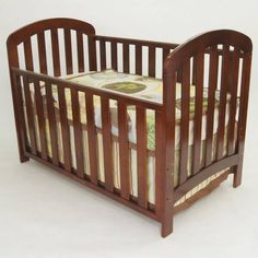 Babyhood Maya Cot Plus Toddler Rail Package Deal, Baby Furniture, Cribs, Maya, Baby Cots, Nursery, Colours, Traditional, Bed