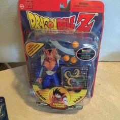 Dragon Ball Z Babidi Saga Daburah w/sword Fully Articulated