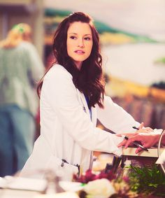 Lexie Grey ..... *sigh* another girl crush... gosh, this is getting out of hand... * face palm*