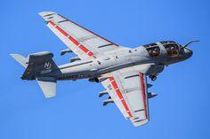 2013 vuelo final EA-6B Prowler