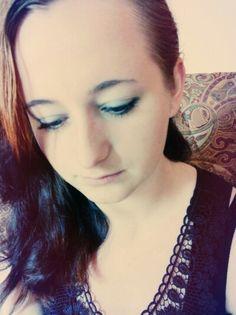My make-up))