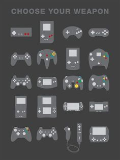 Evolution of Game pads sign|Michael's man cave ideas