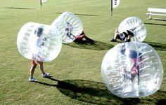 KnockerBall Chicago Bubble Soccer