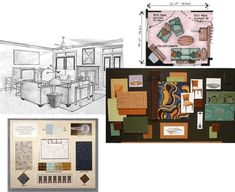 Design Board Design Idea Board. Contract Documents  andersonmendes.com