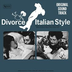 """""""Divorce Italian Style"""" (1962, United Artists).  Music from the movie soundtrack."""
