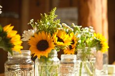low cost rustic backyard reception ideas | This gorgeous rustic barn wedding in Presque Isle, Michigan really ...
