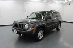 Used 2016 Jeep Patriot Sport for sale at Chrysler Jeep Dodge RAM of Puyallup in Puyallup, WA for $14,599. View now on Cars.com. Jeep Patriot Sport, 2016 Jeep, Jeep Dodge, Chrysler Jeep, Dog Car, Puyallup Wa, Vehicles, Cars, Autos