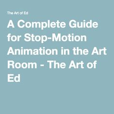 stop motion project brief lessons photography pinterest ipads and teaching ideas. Black Bedroom Furniture Sets. Home Design Ideas