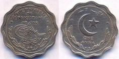Pakistan Coinage: 1947-1948 under Muhammad Ali Jinnah