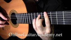 Passepied, Suite Bergamasque by C. Debussy (classical guitar arrangement...