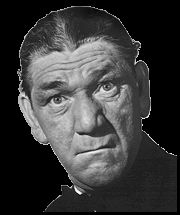 Shemp from The Three Stooges.