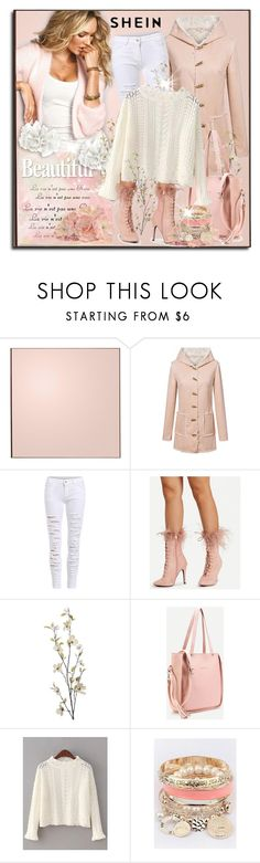 """Shein 1/10"" by sanela1209 ❤ liked on Polyvore featuring AYTM and Pier 1 Imports"
