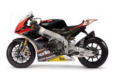 Aprillia RSV4 WSBK superbike Aprilia motorbike
