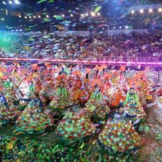 A Look Inside This Year's Chingay Parade in Singapore