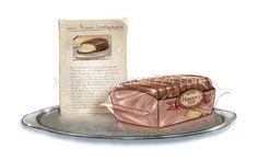 Gerhard, Layout, Illustrator, Tableware, Food, Dinnerware, Page Layout, Tablewares, Essen