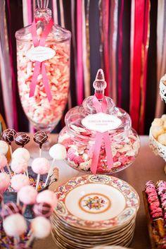 #candy, #dessert  Photography: Kate Webber Photography - katewebber.com Event Design + Coordination: MAP Wedding & Events - mapevents.com Floral Design + Decor: Atelier Joya - atelierjoya.com  Read More: http://www.stylemepretty.com/2012/04/17/sonoma-wedding-by-kate-webber-photography-map-wedding-events/