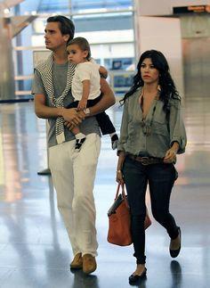 Kourtney Kardashian #style #Mommy #Healthy