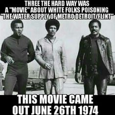 Know your history...