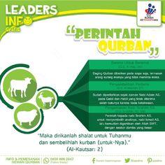 ".: Leaders Infografis :. ""FIQIH QURBAN KAMBING""  - www.rumahkepemimpinan.org like : Rumah Kepemimpinan Follow : @ppsdms"