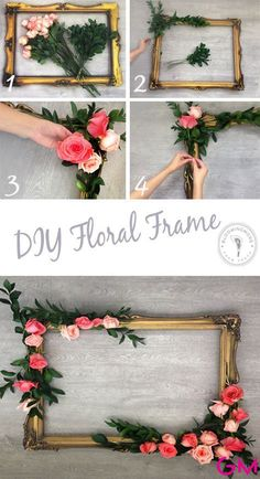 Country wedding ideas for summer on a budget - Wedding Decor Outdoor Bridal Showers, Diy Y Manualidades, Deco Floral, Floral Design, Diy Décoration, Easy Diy, Bridal Shower Decorations, Bridal Shower Crafts, Wedding Decorations On A Budget