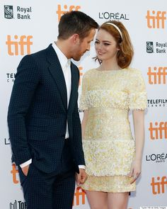 TIFF 2016: Ryan Gosling And Emma Stone Are Adorable On The Red Carpet For La La…