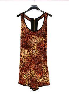 Kup mój przedmiot na #vintedpl http://www.vinted.pl/damska-odziez/inne-ubrania/13712629-kombinezon-w-panterke-stradivarius-s-nowe