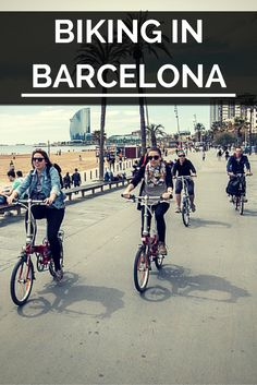 What it is to ride a bike in Barcelona? Find out: http://travellingbuzz.com/barcelona-bike-tour-with-barcelona-experience/ via Travelling Buzz