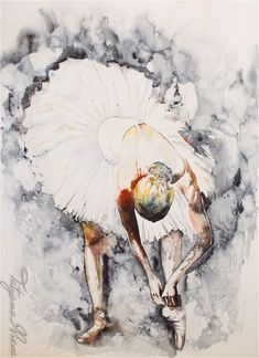 Watercolor and Oil paintings by Tatyana Ilieva | Cuded