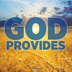 my god is able to meet all your needs