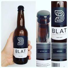 La Cerveza del Viernes: BLAT BEER. Sabor ligero a pan fresco poco amargor. Retrogusto ligero a vainilla algo dulce. Refrescante.