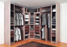 Les placards & Menuiseries Dressing Dressing 3493