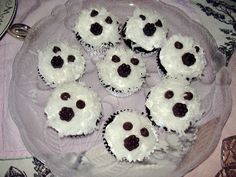 If Bichon cupcakes are wrong, I don't want to be right.,