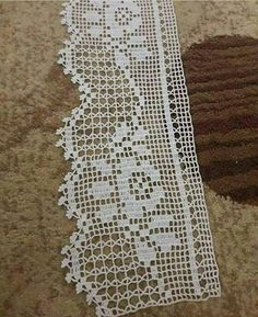 How to make an invisible decrease in single crochet Crochet Boarders, Crochet Lace Edging, Crochet Stitches Patterns, Crochet Trim, Crochet Designs, Crochet Doilies, Crocheted Lace, Filet Crochet, Crochet Curtains