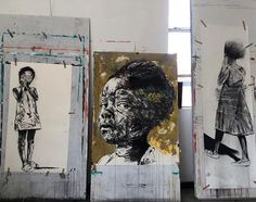 The taste makers, Nelson Makamo South African Art, Contemporary African Art, Love Art, Sculpture Art, Portraits, Facts, Colours, Living Room, Creative
