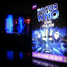 Day 3: Most Watched Story: Doctor Who the Movie