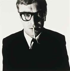 DAVID BAILEY (b. 1938) | Michael Caine, 1965