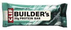 The Builders Bar by CLIF has 20g of protein for growth and maintenance of your muscle mass. https://www.breakingfree.co.uk/