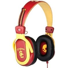 46905d91cf1 Skullcandy - University of Southern California - Agent Over-the-Ear  Headphones