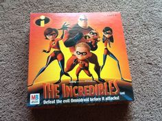 The Incredibles game