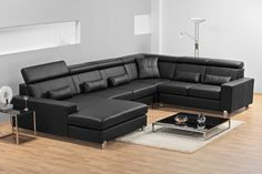 Tips That Help You Get The Best Leather Sofa Deal. Leather sofas and leather couch sets are available in a diversity of colors and styles. A leather couch is the ideal way to improve a space's design and th Leather Sectional Sofas, Sofa Couch, Sofa Set, Sectional Couches, Diy Couch, Comfortable Couch, Comfy Sofa, Bedroom Sofa, Living Room Sofa