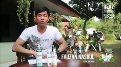 Penumbuh Rambut Ampuh | Testimoni Artis FTV Fauzan Nasrul