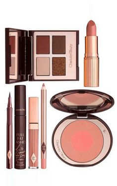 "For the perfect everyday look, try the ""Dolce Vita"" set by Charlote Tilbury"