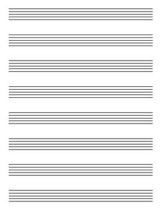 Free Printable Sheet Music  Mat Dic    Free Printable