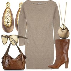 chic! love the necklace