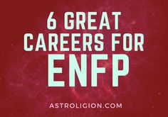 enfp career matches